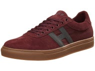 HUF Soto Shoes Oxblood/Grey