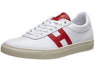 HUF Soto Shoes White/Red