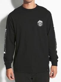 HUF Thrasher TDS L/S T-Shirt