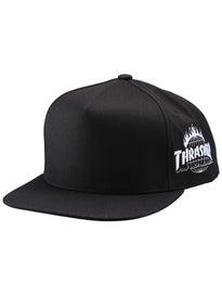HUF Thrasher TDS Snapback Hat