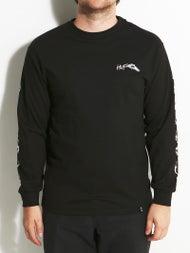 HUF x Todd Francis F-Head L/S T-Shirt