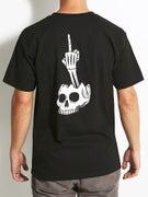 HUF x Todd Francis F-Head T-Shirt
