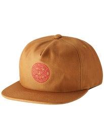 HUF Token Snapback Hat