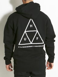 HUF Triple Triangle Pullover Hoodie