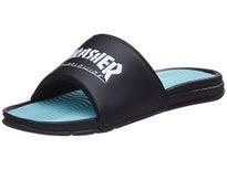 HUF x Thrasher Slides