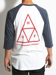 HUF Triple Triangle Raglan