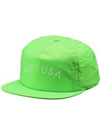 HUF USA Snapback Hat