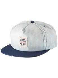 HUF Wabash Strapback Hat