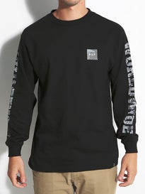 HUF Worldwide Line L/S T-Shirt