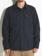 Hurley Brick Button Up Jacket