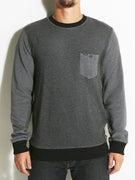 Hurley Holdfast Fleece Crew Sweatshirt