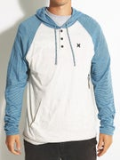 Hurley Point Hooded Raglan