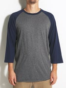 Hurley Staple Dri-Fit 3/4 Sleeve Raglan