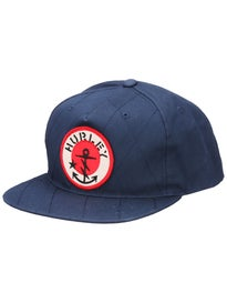 Hurley Savage Seas Snapback Hat