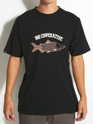 INI Cooperative Salmon T-Shirt