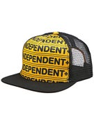 Independent Axle Bar Trucker Hat