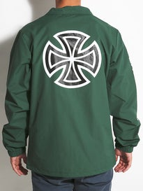 Independent Bar/Cross Coaches Jacket