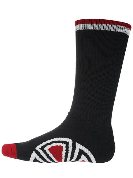 Independent Bar/Cross 2 Pk. Crew Socks