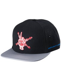 Independent My Name Is Gonzales Strapback Hat