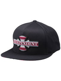 Independent Boarder Snapback Hat
