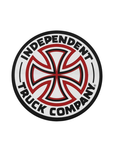 Independent Red/White Cross 3