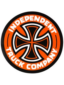 Independent Colored TC 5 Sticker\ Orange