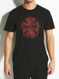 Independent Fade Cross T-Shirt