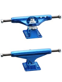Independent Stage 11 Forged Hollow Ano Blue Trucks