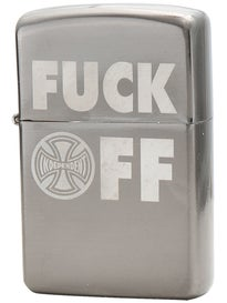 Independent Fuck Off Lighter