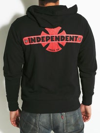 Independent Familiar Hoodzip