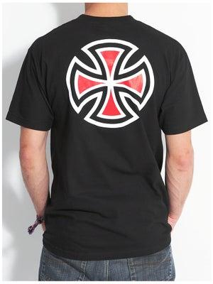 Indy Bar/Cross Tee SM Black