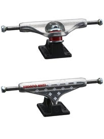 Independent Stage 11 Standard Luan Trucks  Silver/Black