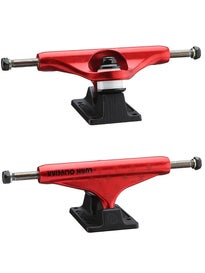 Independent Stage 11 Standard Luan Trucks  Red/Black