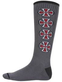 Independent Quad Bar Socks