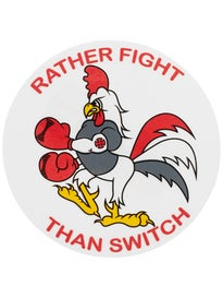 Independent Rather Fight 5 Sticker