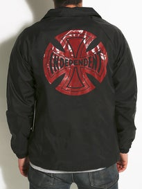Independent Subdue Coaches Jacket