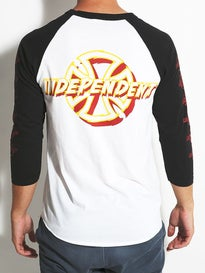 Independent Shred 3/4 Sleeve Shirt
