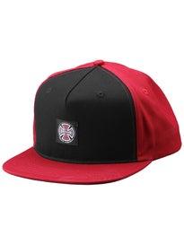 Independent T/C Label Snapback Hat