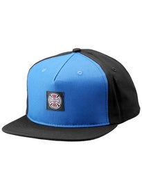 Independent T/C Label Snapback Hat