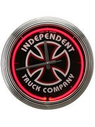 Independent T/C Neon Clock
