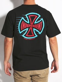 Independent T/C Speeding Cross T-Shirt