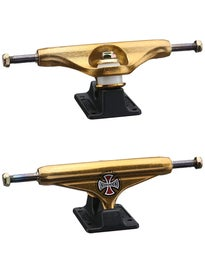 Independent Stage 11 Forged Titanium Gold/Black Trucks