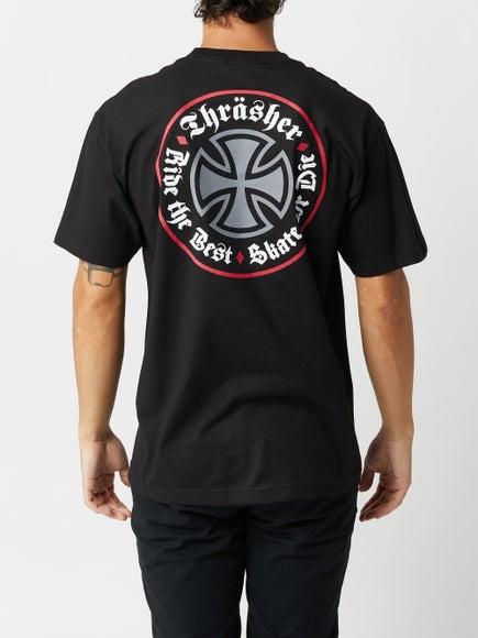 2d089a59a83a Independent x Thrasher Oath T-Shirt