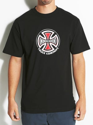 Independent Truck Co. Tee MD Black