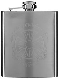 Independent x Volume 4 Shooter Flask