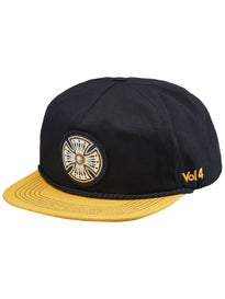 Independent x Volume 4 Snapback Hat