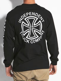 Independent Vertical L/S T-Shirt