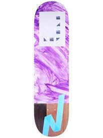 Isle Nguyen Brushstrokes Deck 8.25 x 31.875