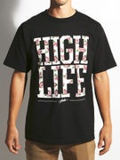 JSLV High Life Rose Bud T-Shirt