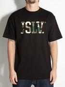 JSLV Issue Standard Camo T-Shirt